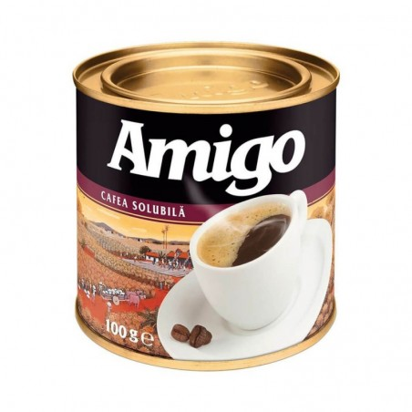 Cafea solubila Amigo, 100g