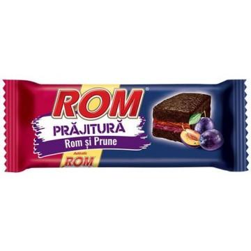 Prajitura cu crema de rom...