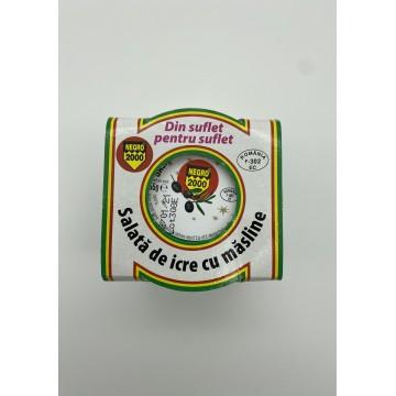 Salata de icre cu masline,...