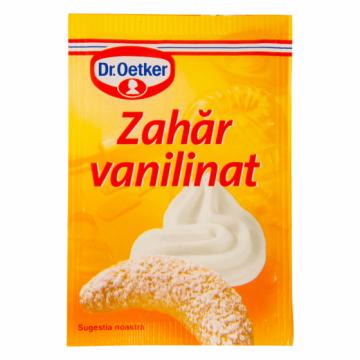 Zahar vanilinat Dr. Oetker, 8g