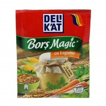 Bors Magic cu legume...