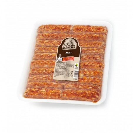 Mici Matache Macelaru din carne de porc, vita si oaie, 900g