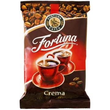 Cafea macinata Crema Fortuna