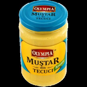 Mustar cu hrean Olympia, 300g