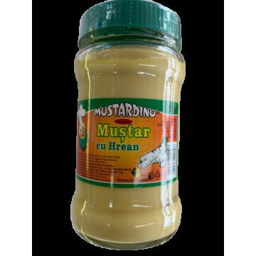 Mustar cu hrean Mustardino