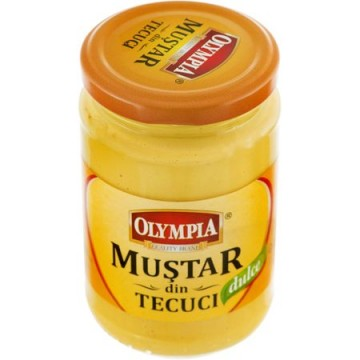 Mustar dulce Olympia, 300g