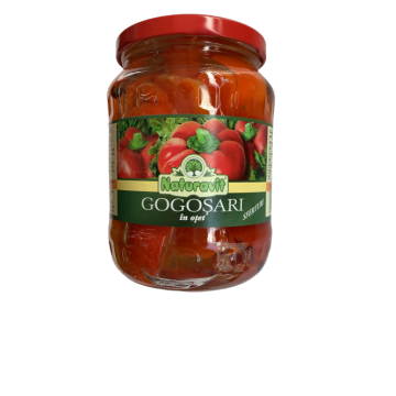 Gogosari in otet Naturavit