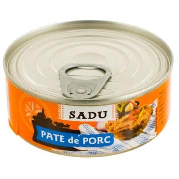 Pate de porc Sadu, 100g