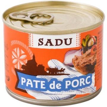 Pate de porc Sadu, 300g